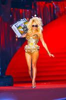 Pamela Anderson went crazy