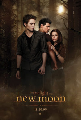 Poster Twilight Saga: New Moon