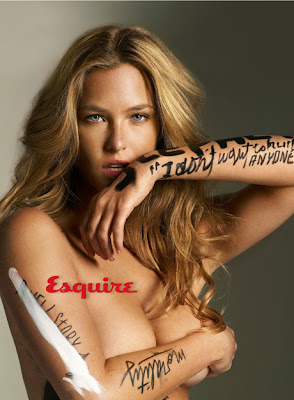 Bar Refaeli naked