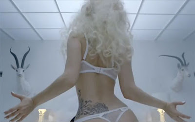 Videoclip Lady Gaga – So Sexy