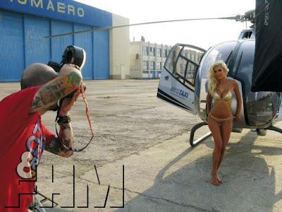 Diana Dumitrescu - pictorial sexy in FHM