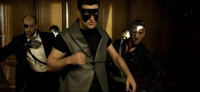 Videoclip: Simplu - Dancer for money
