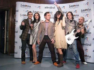 Eurovision Romania 2011 : Hotel FM