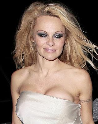 Pamela Anderson de Revelion