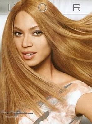 Beyonce in reclama L'Oreal Paris Feria
