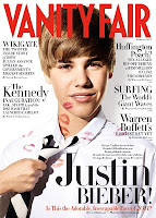 Poze Justin Bieber in revista Vanity Fair