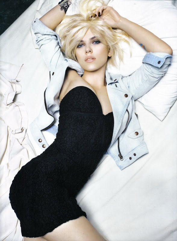 Scarlett Johansson Photo Gallery