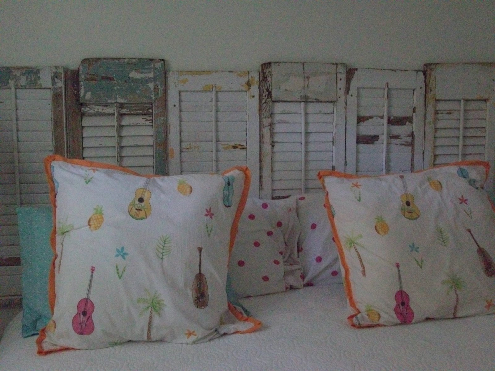 Jane Coslick Cottages Fun And Funky And Beachy Headboard