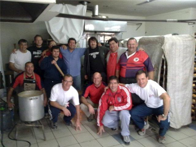 Verracos equipo de chefs for Equipo para chef