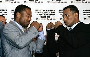 Ricardo Mayorga combate de boxeo