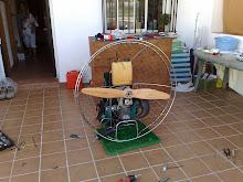 Restauración motor solo 210 de PAP 1100 AS