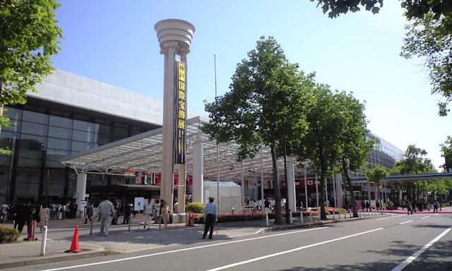 神戸国際宝飾展(神戸国際展示場)