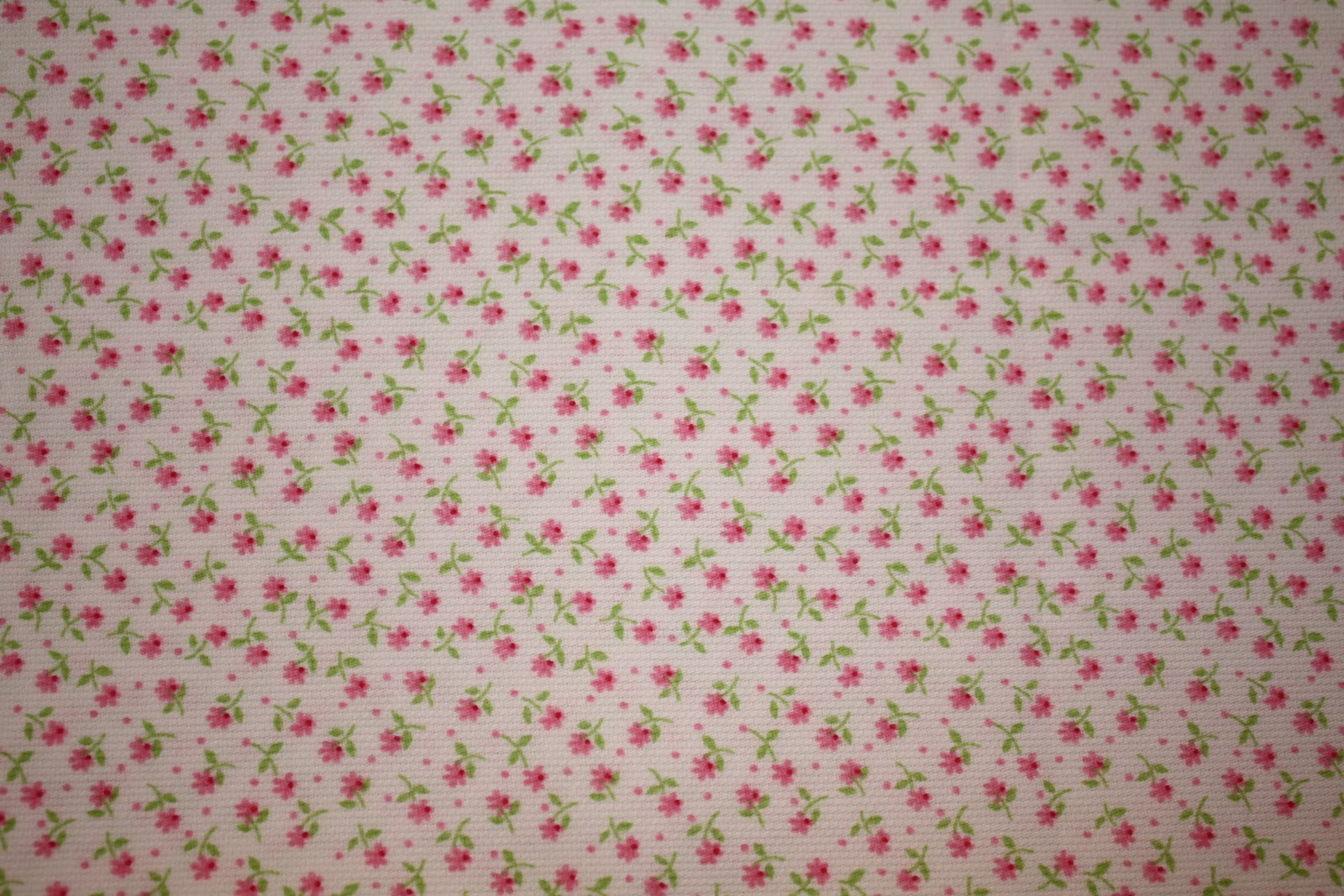 They are the same pique fabric in pink and blue by Fabric Finders!! I cannot wait to use them in my applique samples.