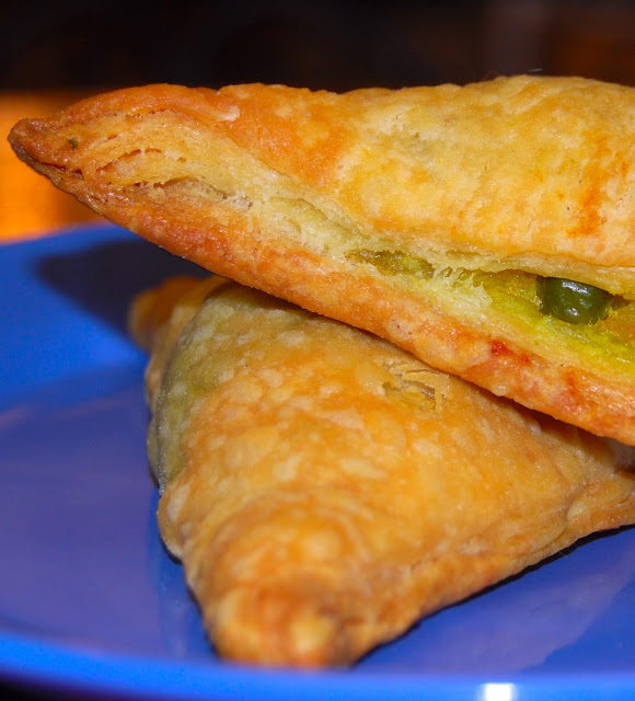 Vegetable Puffs recipe