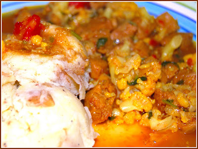 Lamb Cauliflower Curry