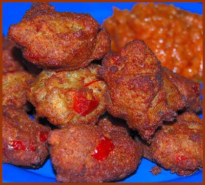 Vegan soul kitchen black eyed pea fritters and roasted sweet save these two amazing recipes come from bryant terrys cookbook vegan soul kitchen forumfinder Choice Image