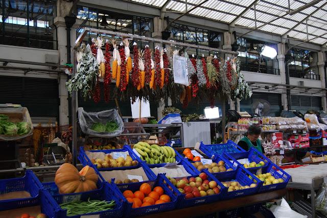 market in lisboa