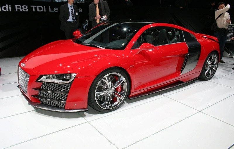 audi r8 v12 tdi production model development halted. Black Bedroom Furniture Sets. Home Design Ideas