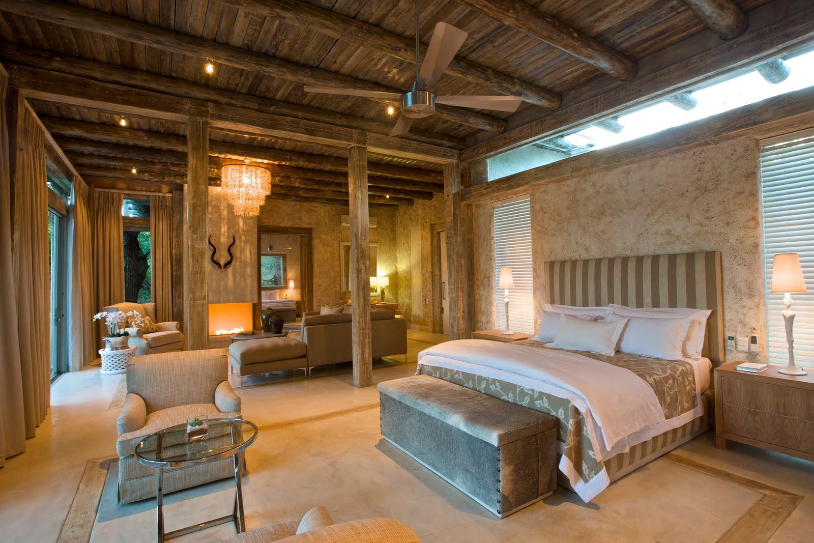 Amerikanische Luxus Schlafzimmer  visionwohnen.com