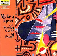 McCoy Tyner with Stanley Clarke and Al Foster (2000)