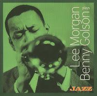 Cover Album of Lee Morgan: Lee Morgan Plays Benny Golson (2010)