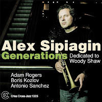 Alex Sipiagin: Generations - Dedicated to Woody Shaw (2010)