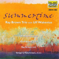 Ray Brown Trio with Ulf Wakenius: Summertime (1998)