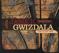 Janek Gwizdala: Mistery to Me - Live in New York (2005)
