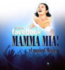 Mamma Mia el musical México