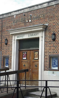 Photo of Minet Library in Vassall Ward