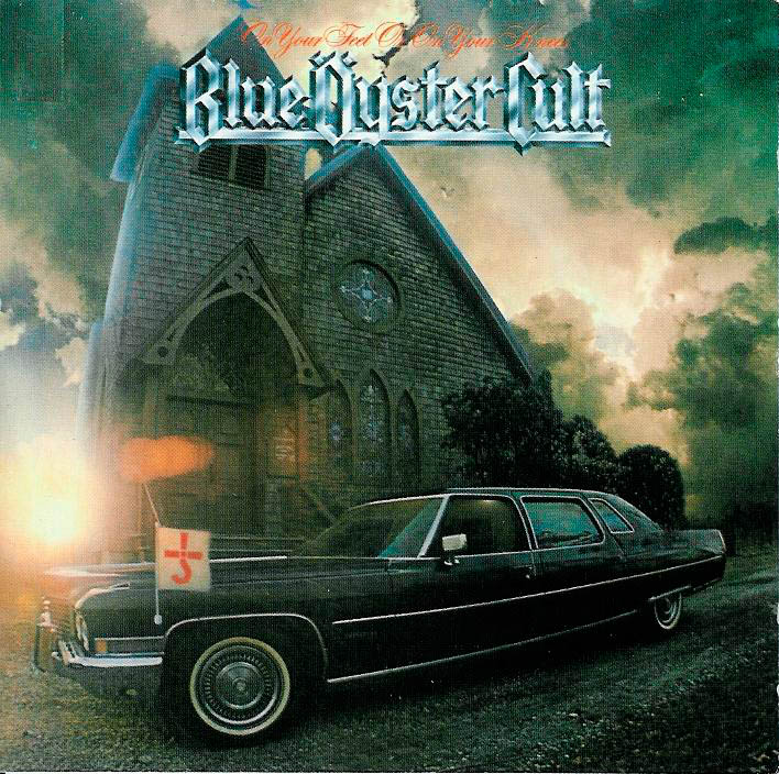 LPs EN DIRECTO indispensables - Página 2 Blue+Oyster+Cult+-+1975+-+On+Your+Feet+Or+On+Your+Knees