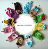 Busha Animals Socks