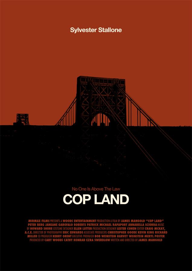 Sick Boy, Inc. Blog: Cop Land