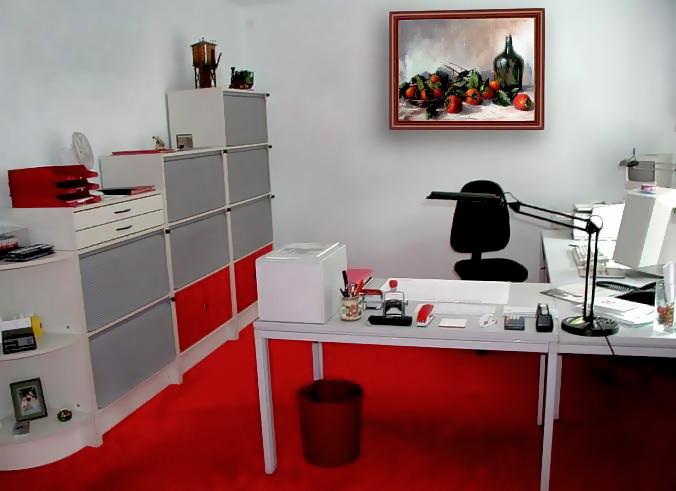Viva el arte pinturas para la oficina for Cuadros para decorar mi oficina