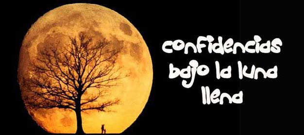 Confidencias bajo la luna llena