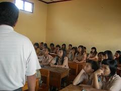 Sosialisasi Akses Komunitas SMP