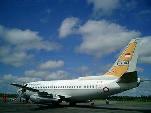 Pesawat Deteksi TNI AU