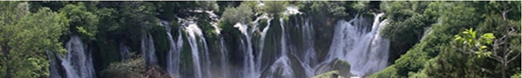 Miniatur Air Terjun (Waterfall Miniature)