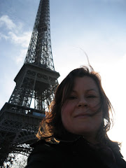 I Paris en solig decemberdag 2007