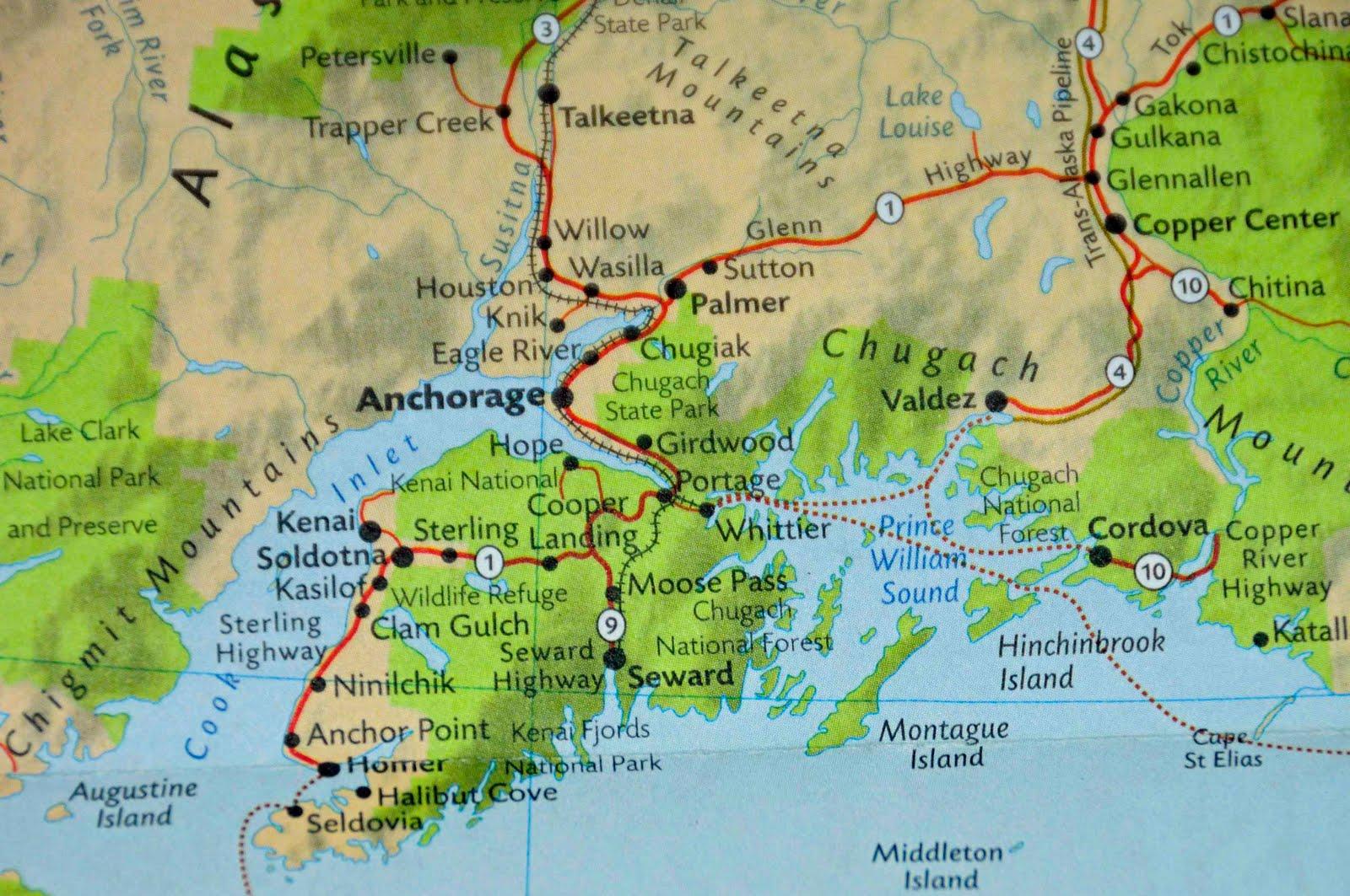 Other Alaska Cities