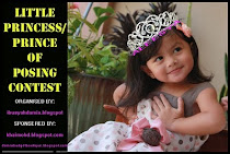 2nd Place : Little Princess/ Prince of Posing Contest