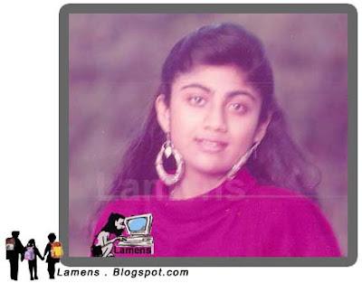 Shilpa Shetty Childhood