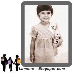Sushmita Sen Childhood