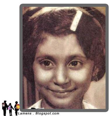 Urmila Matondkar Childhood