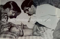 vijay childhood photo