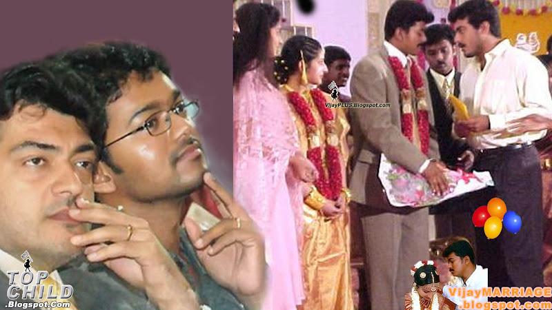 Tamil hero vijay wedding