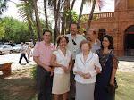 Lucas, seus irmãos e Tia Cordélia
