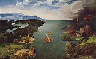La laguna Estigia, Patinir