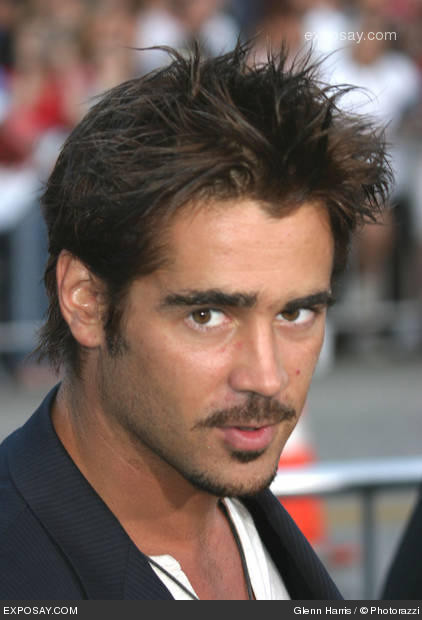 COLIN FARRELL had a daughter, it had been reported.