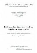 Specialpedagogik (11-20 p) 5 p